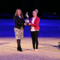 Sophie Wells awarded Equestrian of the Year accolade at HOYS